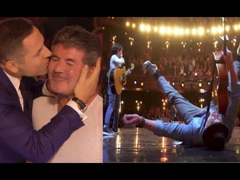2 GOLDEN BUZZERS: EMOTIONAL MAGIC & FATHER + SON On BRITAIN'S GOT TALENT 2018!