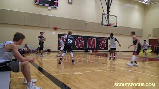 TM2 25 Chase Agard 5'10 175 SM Northwest     KS     2019     Highlight