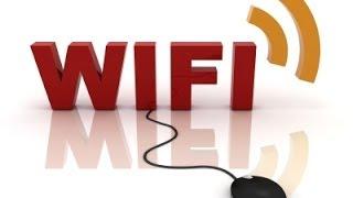كيفية سرقة كود اي ويفي  بطريقة سهلة WIFI