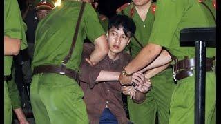Nguyễn Hải Dương ngã quỵ khi nghe tòa tuyên án tử hình