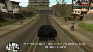 Gta San Andreas - Misión 20 - Management Issues (PC)