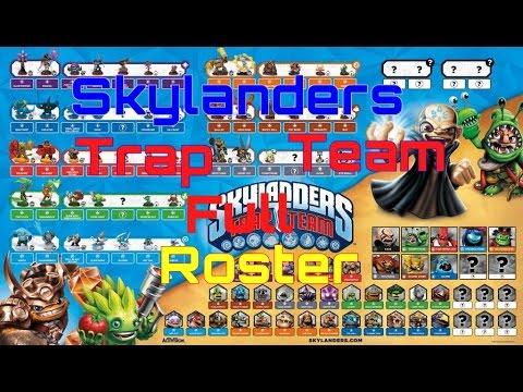 Image Skylander Trap Team Skylanders Trap Team Full