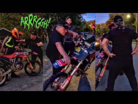 STUPID, CRAZY & ANGRY PEOPLE VS BIKERS - ROAD RAGE  [Ep.#802]