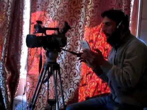 President of JKPA   GH Kaloo  Kashmir Headlines Arshid mir march 2016