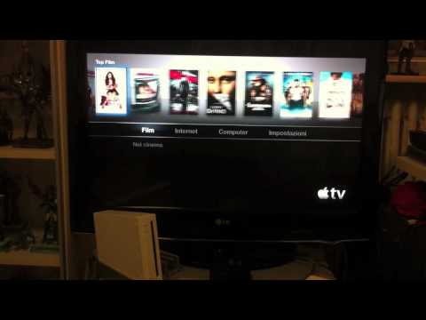 AppleTV 2 come noleggiare un film sullo store italiano