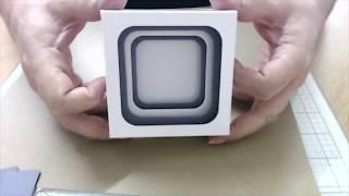 Layered Box Card Assembly