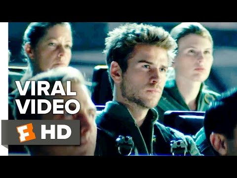 Independence Day: Resurgance VIRAL VIDEO - A United World News Special (2016) - Liam Hemsworth HD