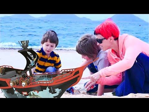 Видео для детей. Играем в море чудес!