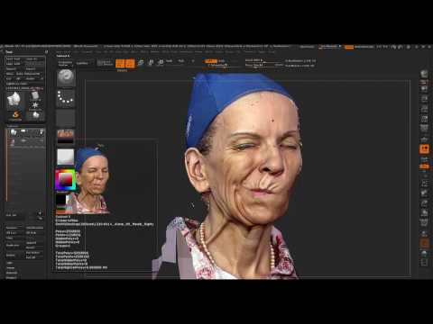 3D Scan to Final Render Workflow by Ten 24 | With Download file