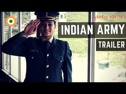 Indian Army Latest Trailer 2015