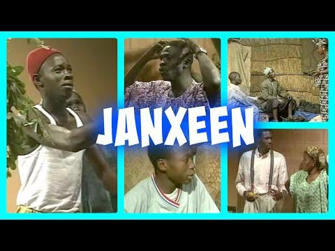 Théâtre Sénégal - Troupe Janxeen avec serigne ngagne, feu Kader , Ngouri...