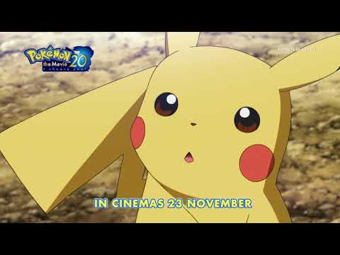 POKEMON THE MOVIE: I CHOOSE YOU! (Official Trailer 1) :: IN CINEMAS 23 NOVEMBER 2017 (SG)