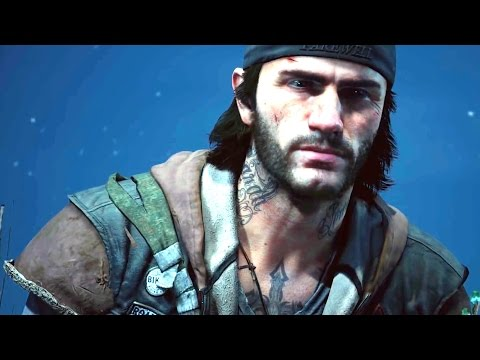 DAYS GONE PS4 WALKTHROUGH GAMEPLAY | E3 2016 Mission