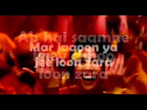 Abhi Mujh Mein Kahin-Karaoke _ Lyrics-Agneepath -