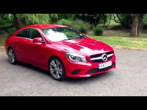 Mercedes CLA 180 2013 review