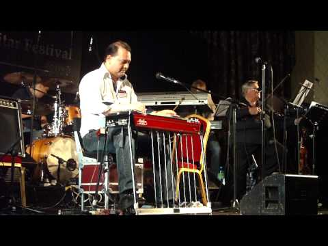 Nameless Shuffle Live At The Irish Steelguitar Festival 2010 - Marcel Parijs