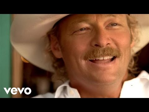 Alan Jackson – It's Five O' Clock Somewhere