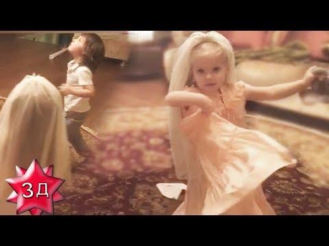 ЛИЗА ГАЛКИНА танцует вальс, а ГАРРИ ей мешает!