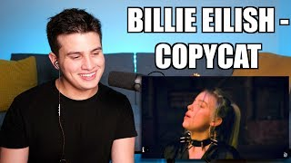 Vocal Coach Reaction to Billie Eilish - COPYCAT (Acoustic)