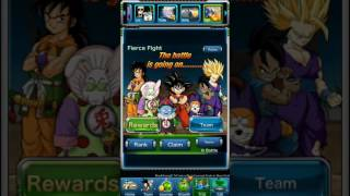 Z Fighters | Episode #140: 100 Wish Seeds for SSGSS Vegeta! Fierce Fight Replay! (iOS Gameplay)