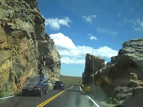 Driving through the Rocky Mountain National Park August 29, 2010.mp4
