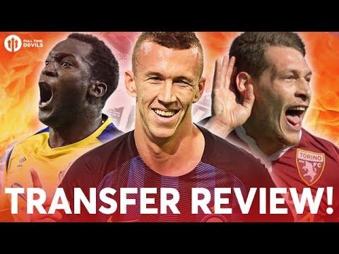 De Gea, Griezmann, Perišić | Manchester United Transfer News Review!