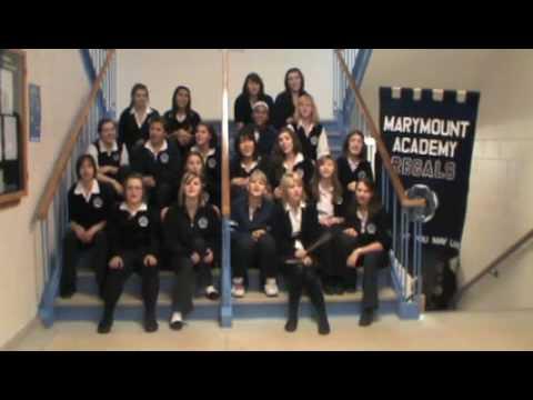 Just Stand Up - Marymount Academy Glee Club