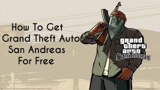 How to get San Andreas PC (download link)