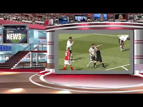 Football Highlights: Fulham 1-3 Nottingham Forest 23rd April 2016