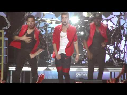 Justin Bieber - Beauty & A Beat - Z100 Jingle Ball 2012 HD