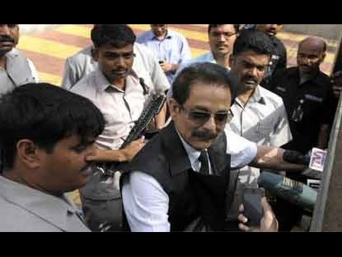 Drama after Sahara Chief  Subrata Roy's arrest