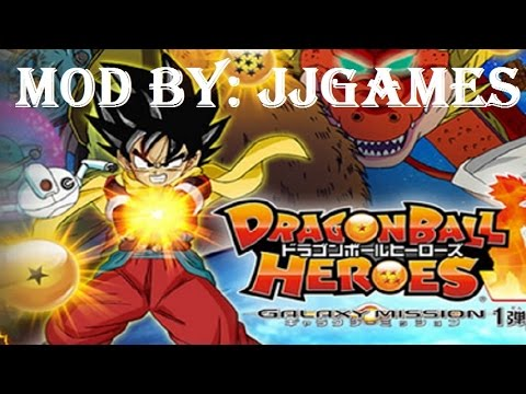 Dragon Ball Z Shin Budokai 2 (Heroes) Mod (Review)
