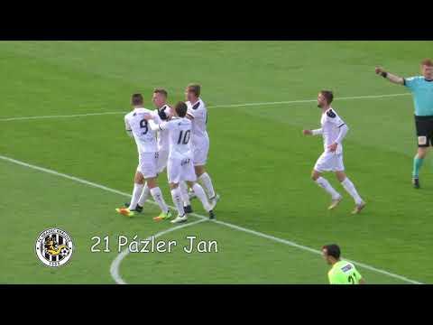 FNL2017/18 14.kolo  FC Hradec Králové - Vítkovce 2:0 (1:0)