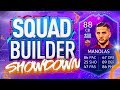 FIFA 19 SQUAD BUILDER SHOWDOWN!!! UCL MOMENTS MANOLAS!!! 88 Rated Champions League Special Card