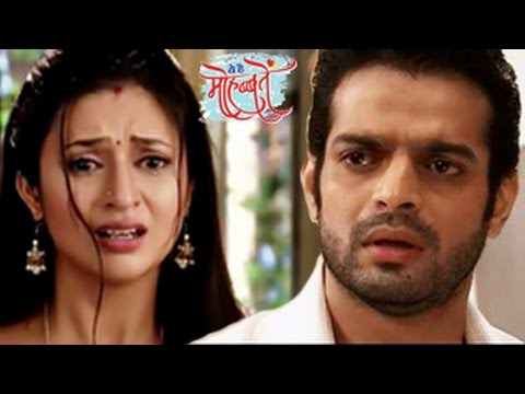 Raman TO SAVE Ishita from DRUNK MAN of Yeh Hai Mohabbatein - 30th July 2014