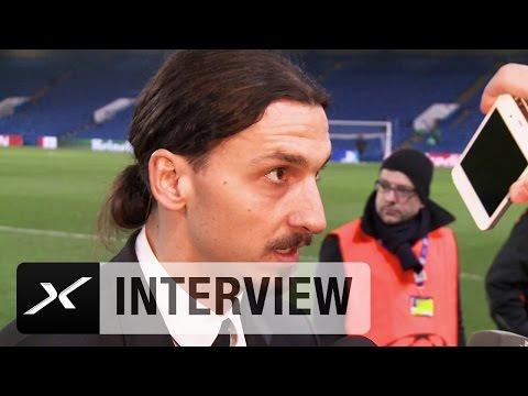 Zlatan Ibrahimovic nach Witz-Rot: