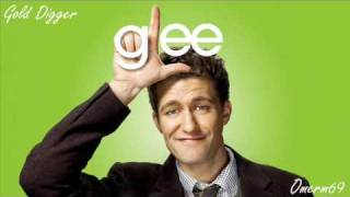Watch Glee Cast Gold Digger video