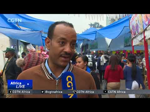 Ethiopians Welcome The Year 2010