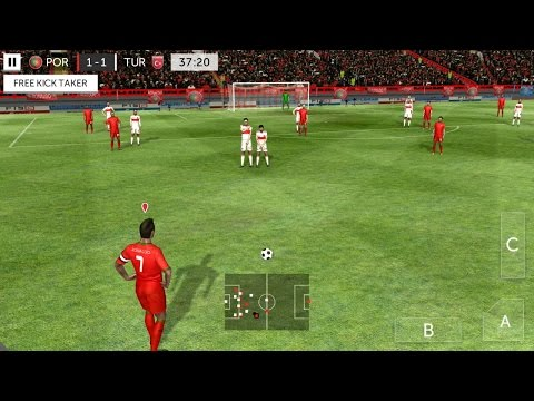 First Touch Soccer 2015 Android Gameplay #5