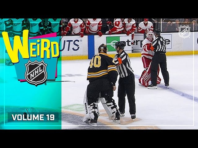 Weird NHL Vol. 19 We Cant Make This Stuff Up!