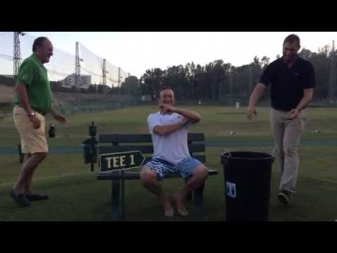 Miguel Angel Jimenez Ice Bucket Challenge