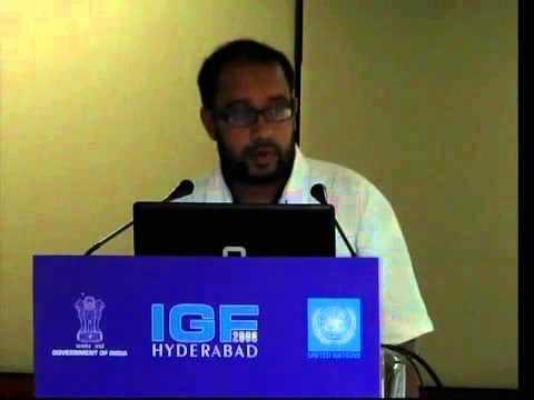 IGF2008- WS21- Knowledge as a Global Public Good