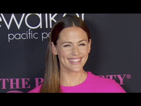 Jennifer Garner & Molly Sims at the Tenth Annual Pink Party 2014