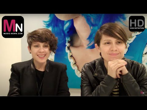 Tegan and Sara Interview Music-News.com Heartthrobs 07.02.13