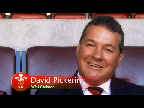 David Pickering | tribute to Warren Gatland