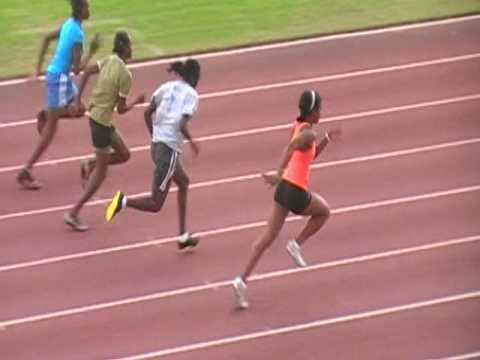 Time Trial in Tobago - 60 meter