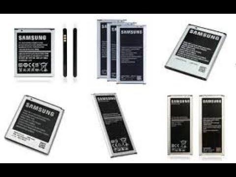 Teléfono celular se apaga aun con bateria  y review  pila original vs generica (Pirata) Samsung