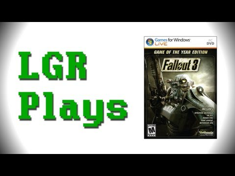 LGR Plays - Fallout 3