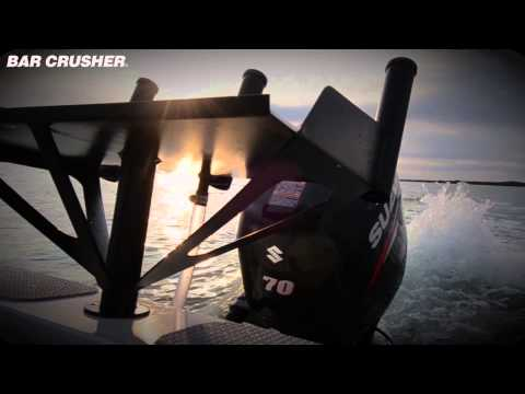 The Ultimate Fishing Weapon™ - Bar Crusher 2013 Showcase