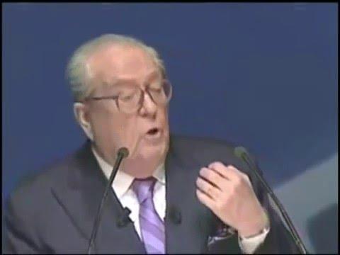 La vérité sur le Nouvel Ordre Mondial - Jean-Marie Le Pen